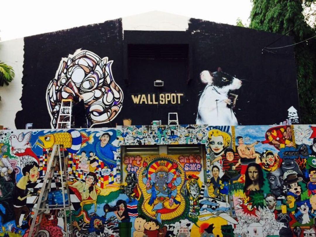Wallspot Post - WALLSPOT RMUTL