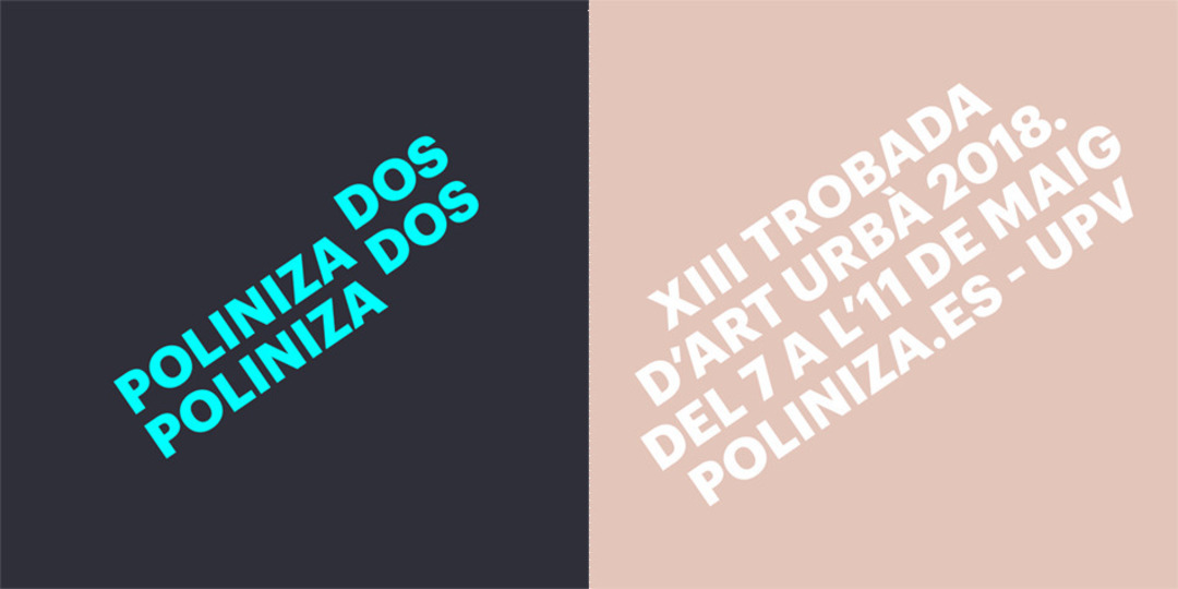 Wallspot Post - Call for artist POLINIZA DOS