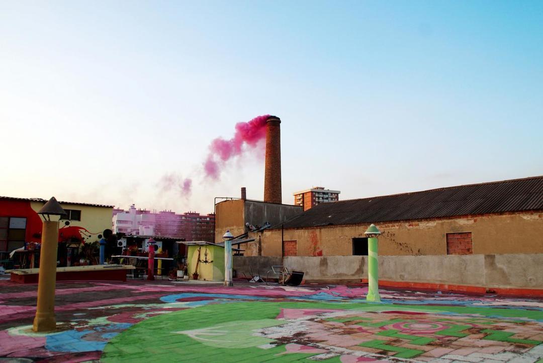 Wallspot Post - La Escocesa opens a call for Grants for artistic research and experimentation La Escocesa 2018