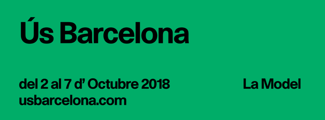 Wallspot Post - OPEN CALL FOR ARTISTS Ús Barcelona X WALLSPOT
