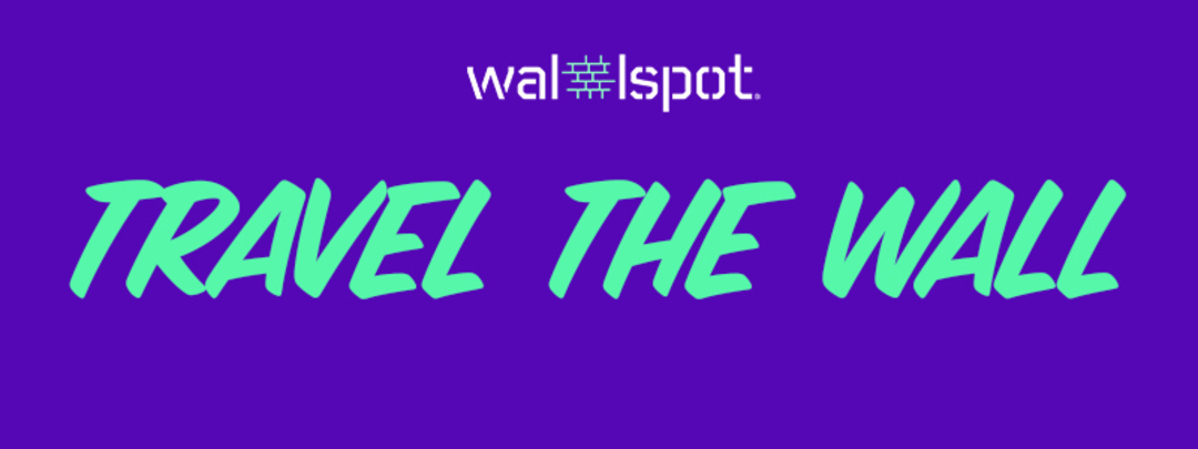 Wallspot Post - THESE ARE THE SELECTED ARTISTS FOR TRAVEL THE WALL!