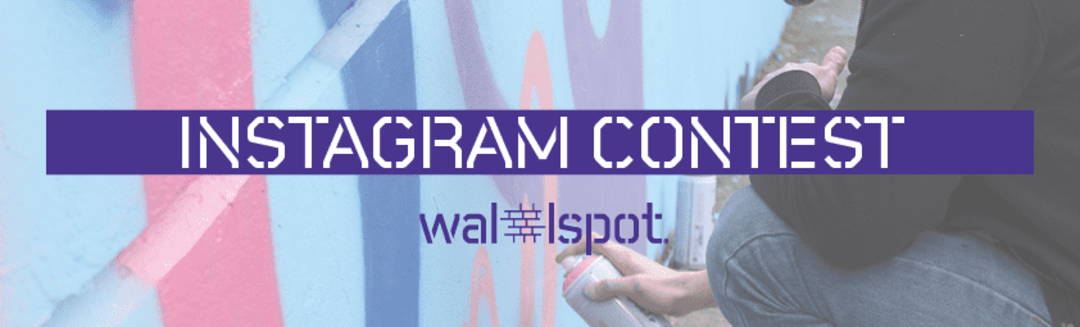 Wallspot Post - WALLSPOT'S NEW CONTEST ON INSTAGRAM!
