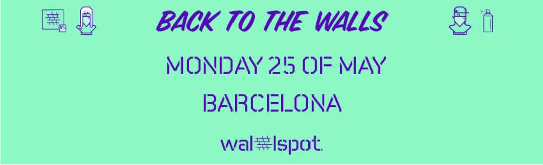 Wallspot Post - Back to the Walls