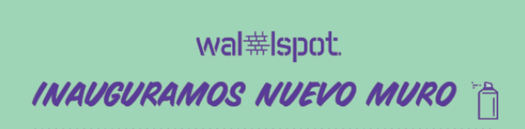 Wallspot Post - NEW WALL LES CORTS