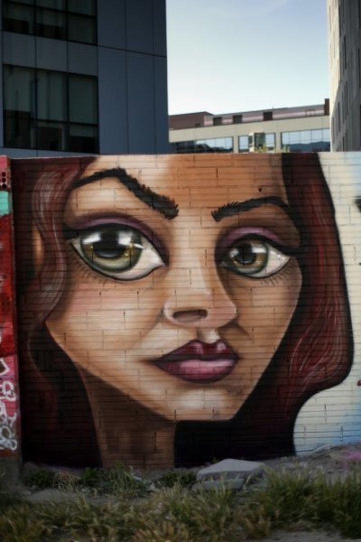 Wallspot - NiñoDeCobre -  - Barcelona - Glòries Wall - Graffity - Legal Walls -