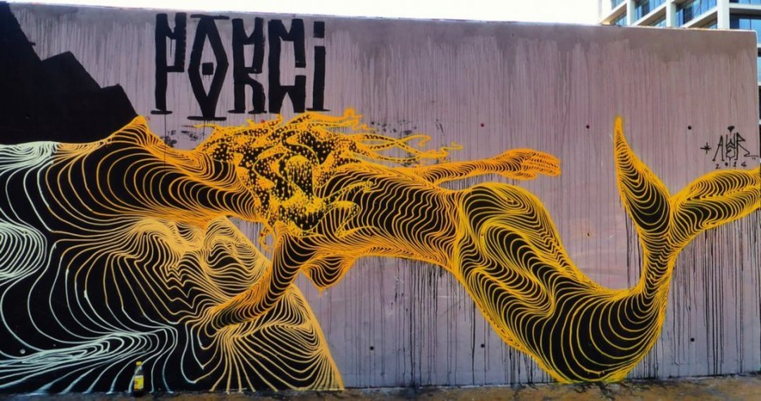 Wallspot - El Rughi -  - Barcelona - Agricultura - Graffity - Legal Walls -
