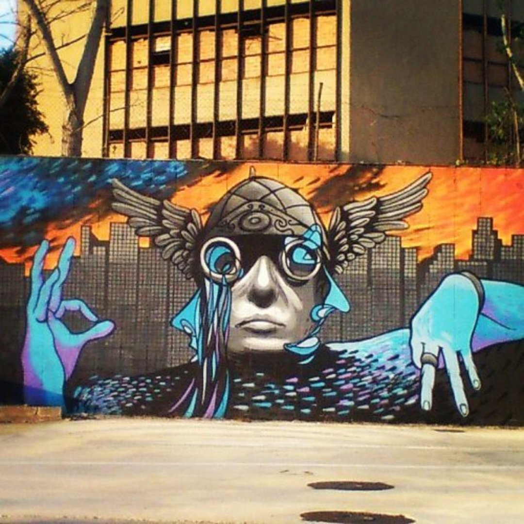 Wallspot - SM 172 -  - Barcelona - Agricultura - Graffity - Legal Walls - Others