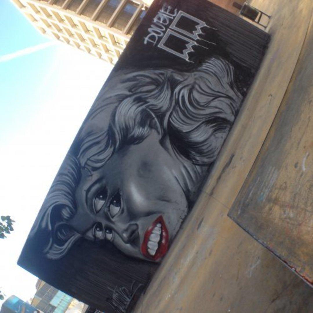 Wallspot - elmanu -  - Barcelona - Tres Xemeneies - Graffity - Legal Walls - Others