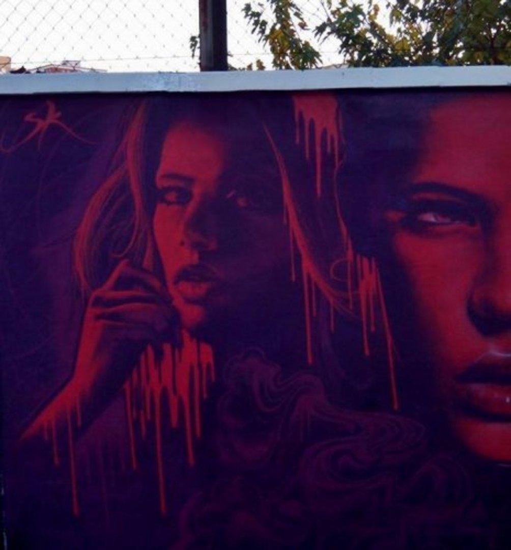 Wallspot - Bublegum -  - Barcelona - Agricultura - Graffity - Legal Walls -