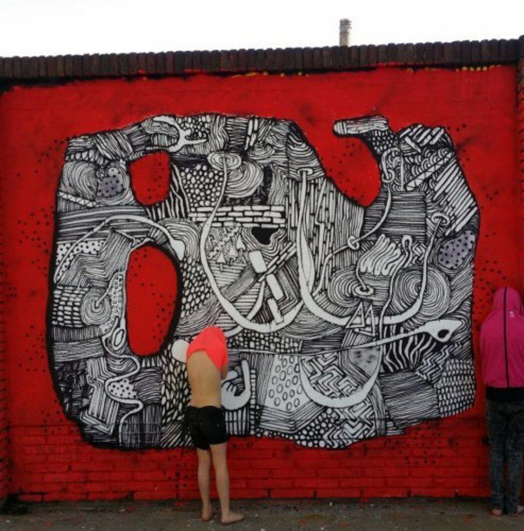 Wallspot - Ollio -  - Barcelona - Selva de Mar - Graffity - Legal Walls -