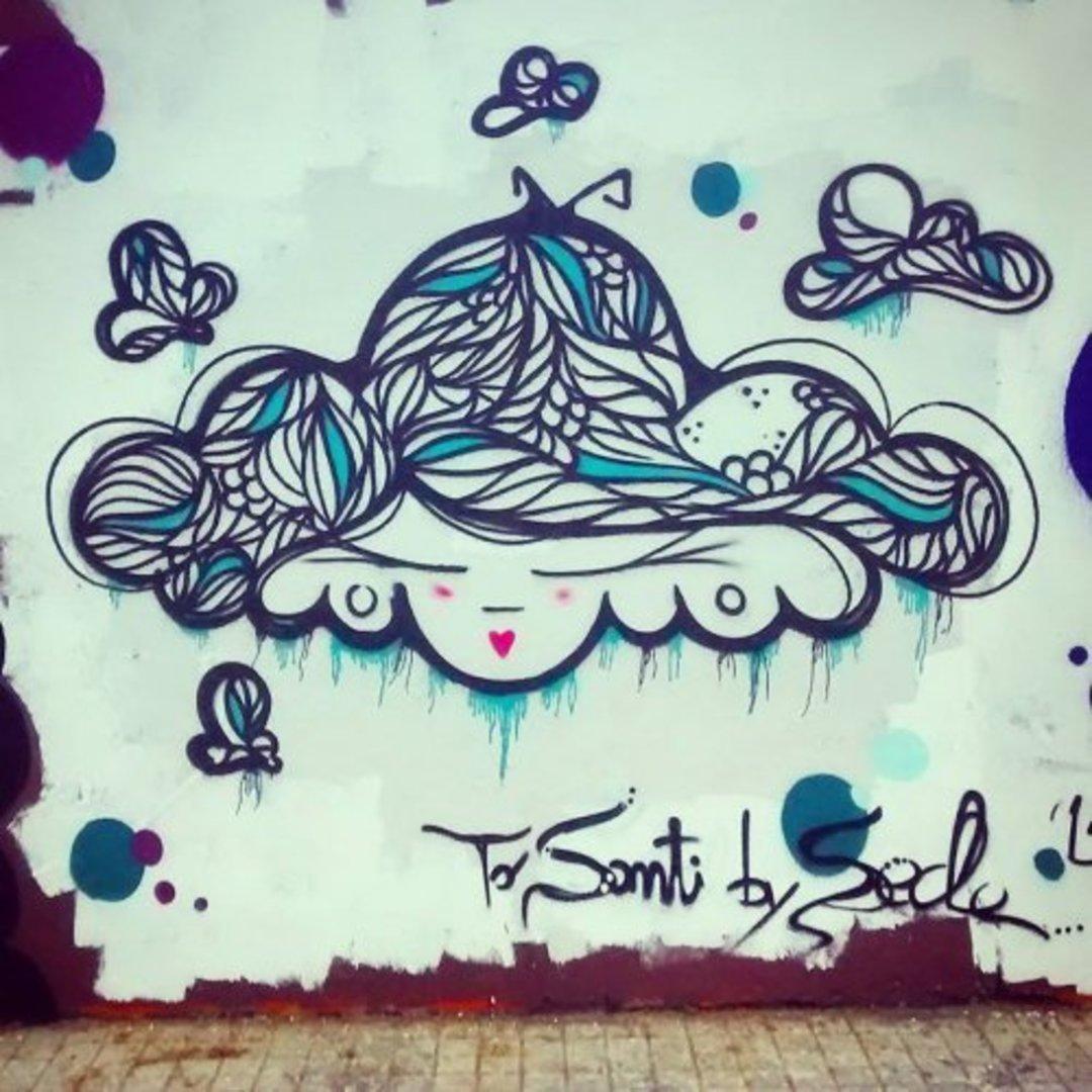 Wallspot - Secle -  - Barcelona - Selva de Mar - Graffity - Legal Walls - Illustration