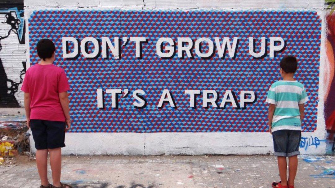 Wallspot - LaCastillo -  - Barcelona - Glòries Wall - Graffity - Legal Walls - Letters, Illustration, Stencil