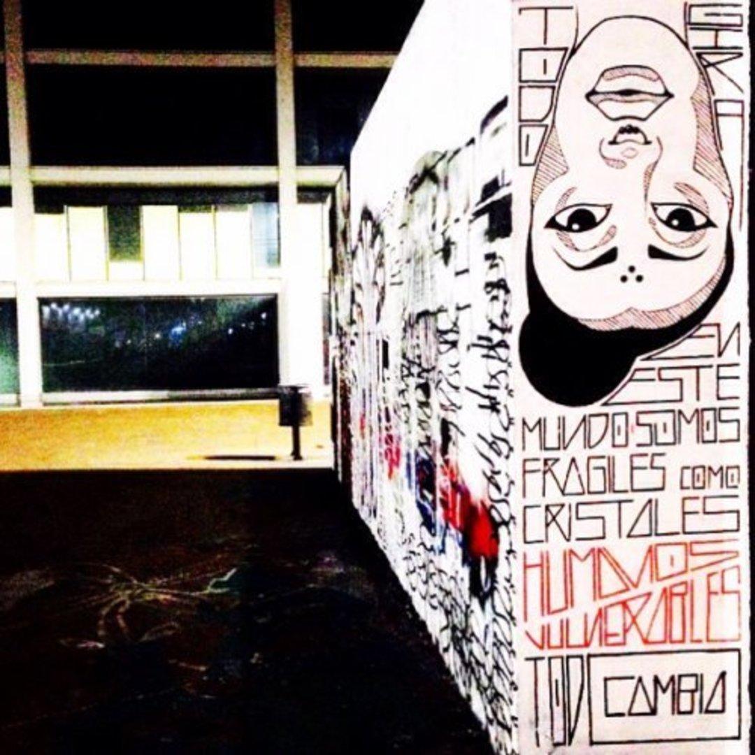 Wallspot - KLER -  - Barcelona - Tres Xemeneies - Graffity - Legal Walls - Lletres, Il·lustració