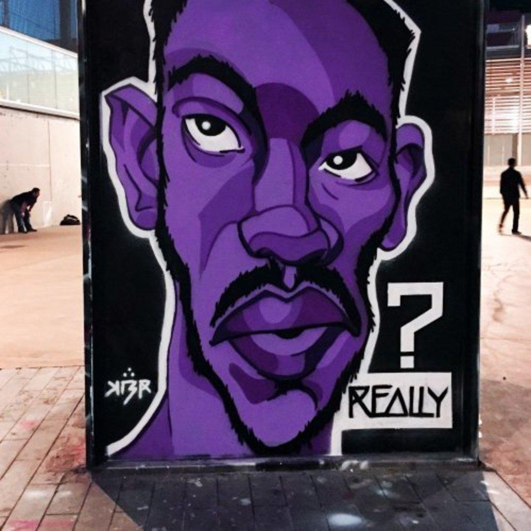 Wallspot - KLER -  - Barcelona - Tres Xemeneies - Graffity - Legal Walls - Lletres, Il·lustració, Altres