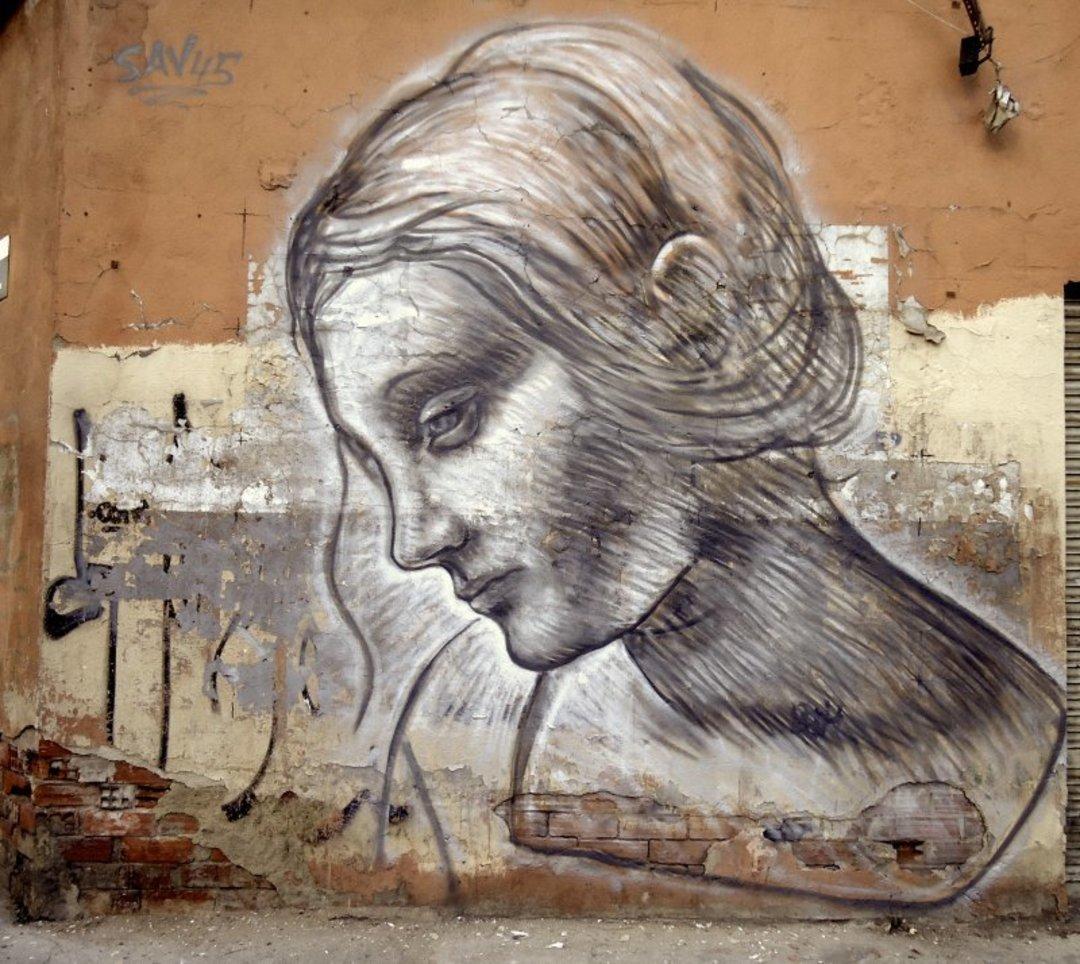 Wallspot - savf -  - Barberà del Vallès - Carretera Barcelona - Graffity - Legal Walls - Illustration, Others