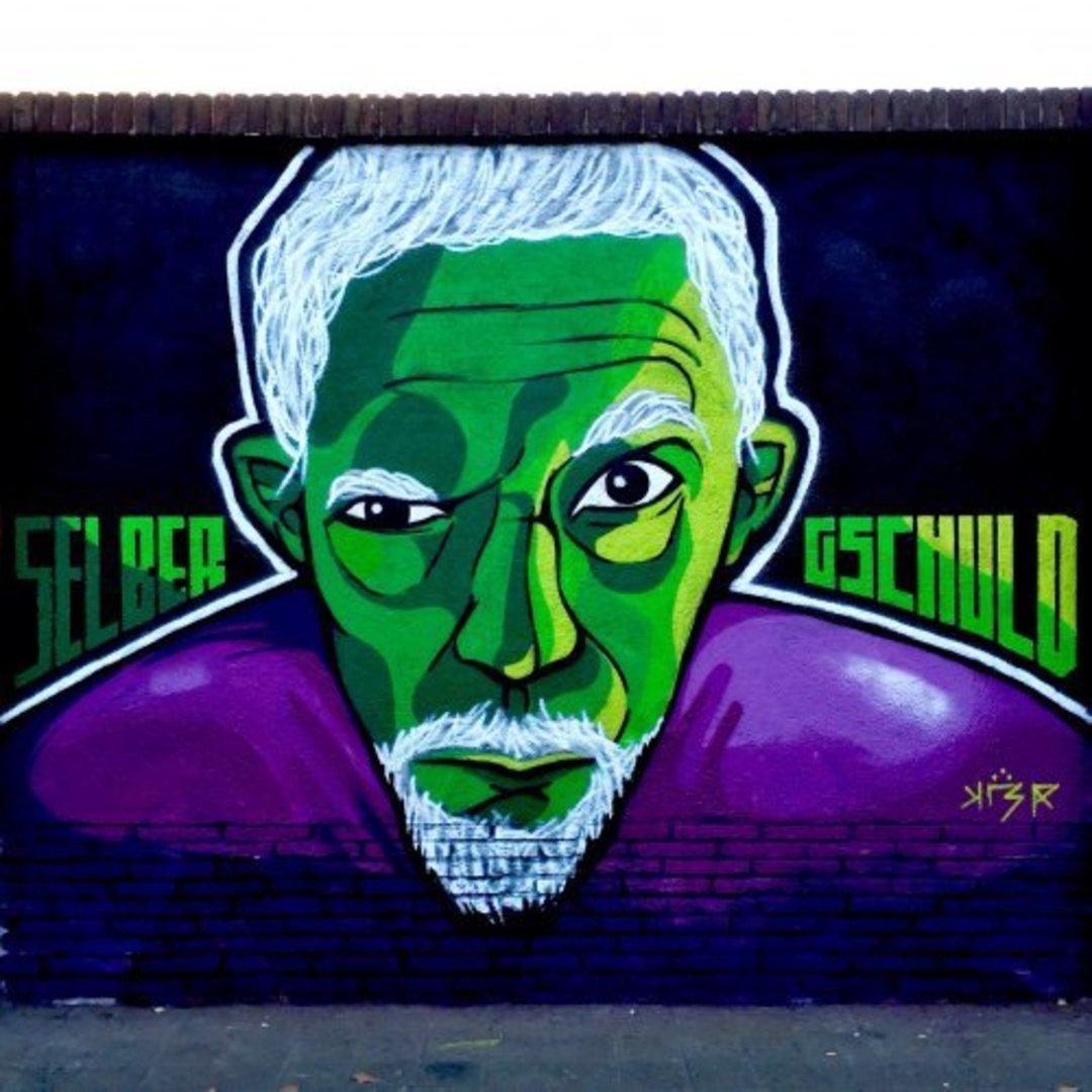 Wallspot - KLER -  - Barcelona - Selva de Mar - Graffity - Legal Walls - Lletres, Il·lustració, Altres