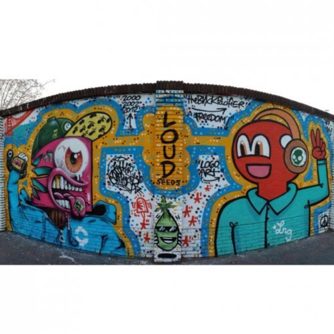 Wallspot - xupet -  - Barcelona - Selva de Mar - Graffity - Legal Walls - Letters, Illustration, Others