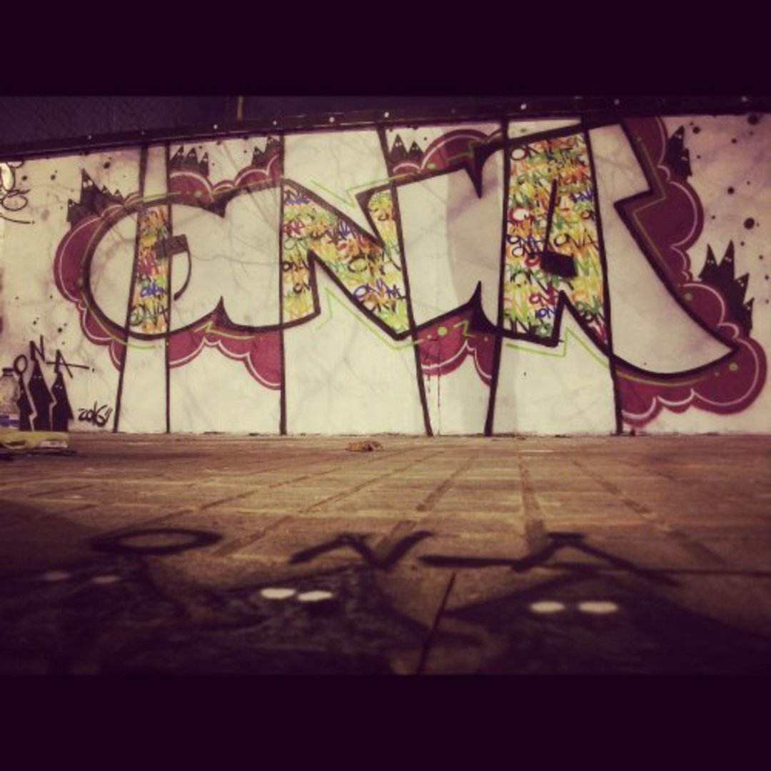 Wallspot - ONA -  - Barcelona - Agricultura - Graffity - Legal Walls - Letters, Others
