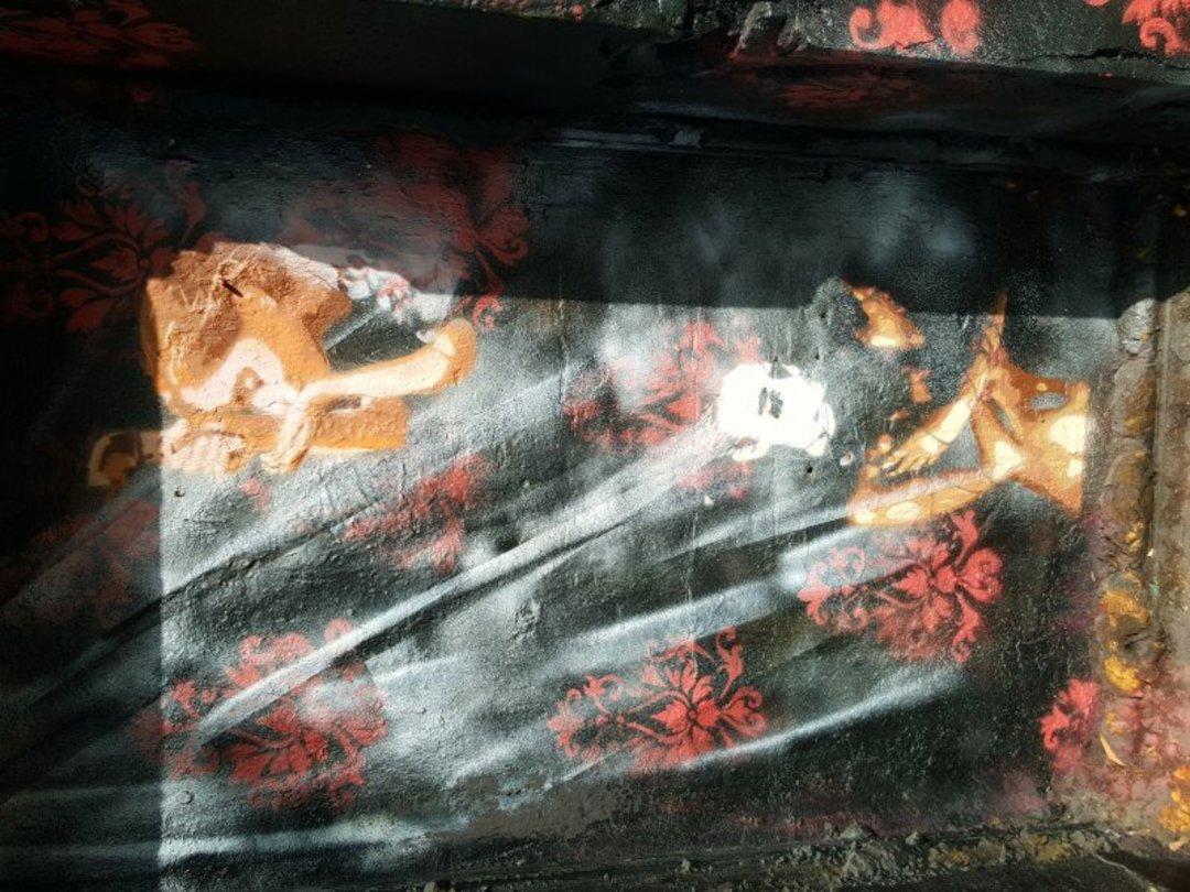 Wallspot - FAU -  - Barcelona - Agricultura - Graffity - Legal Walls - Stencil