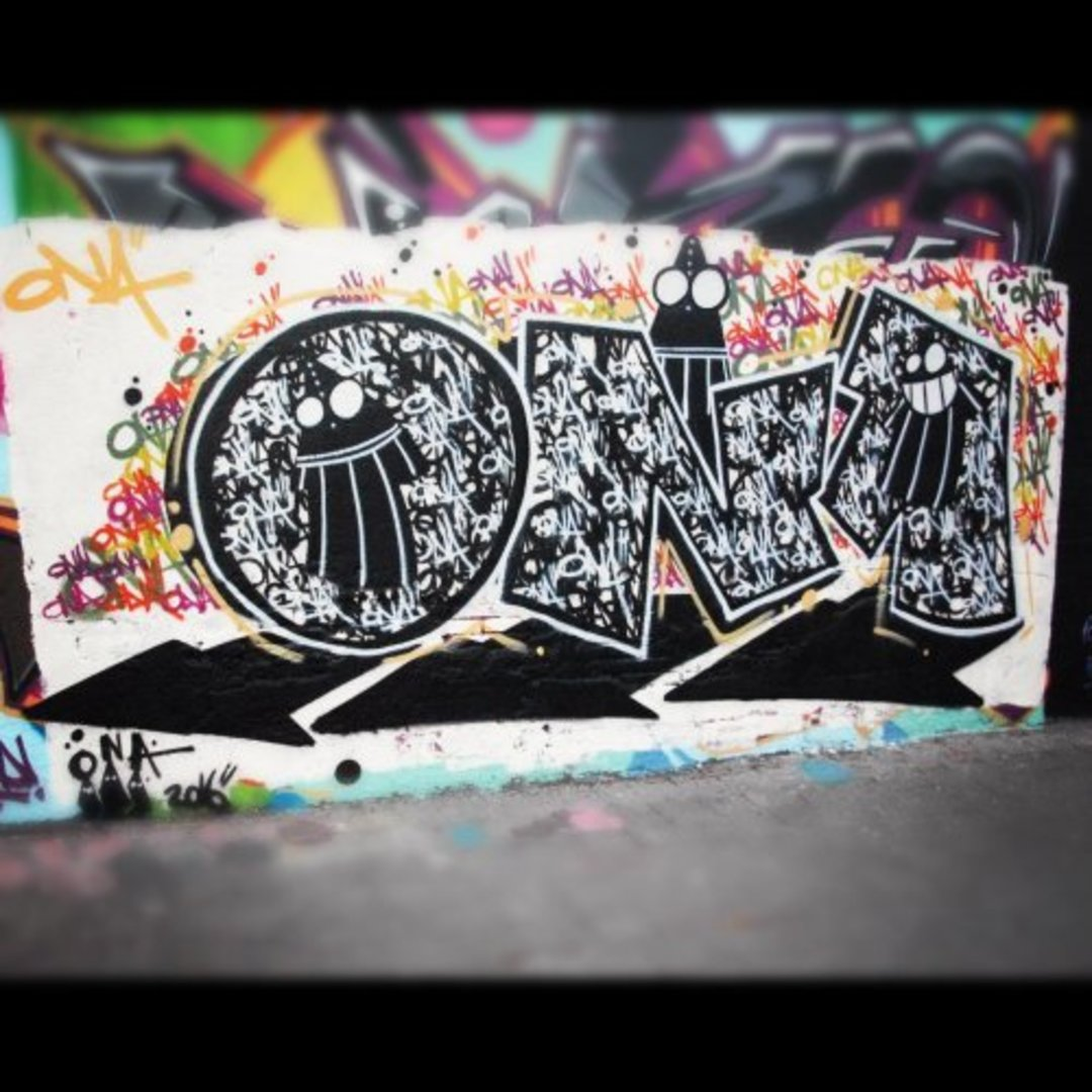 Wallspot - ONA -  - Barcelona - Selva de Mar - Graffity - Legal Walls - Letters, Illustration, Others