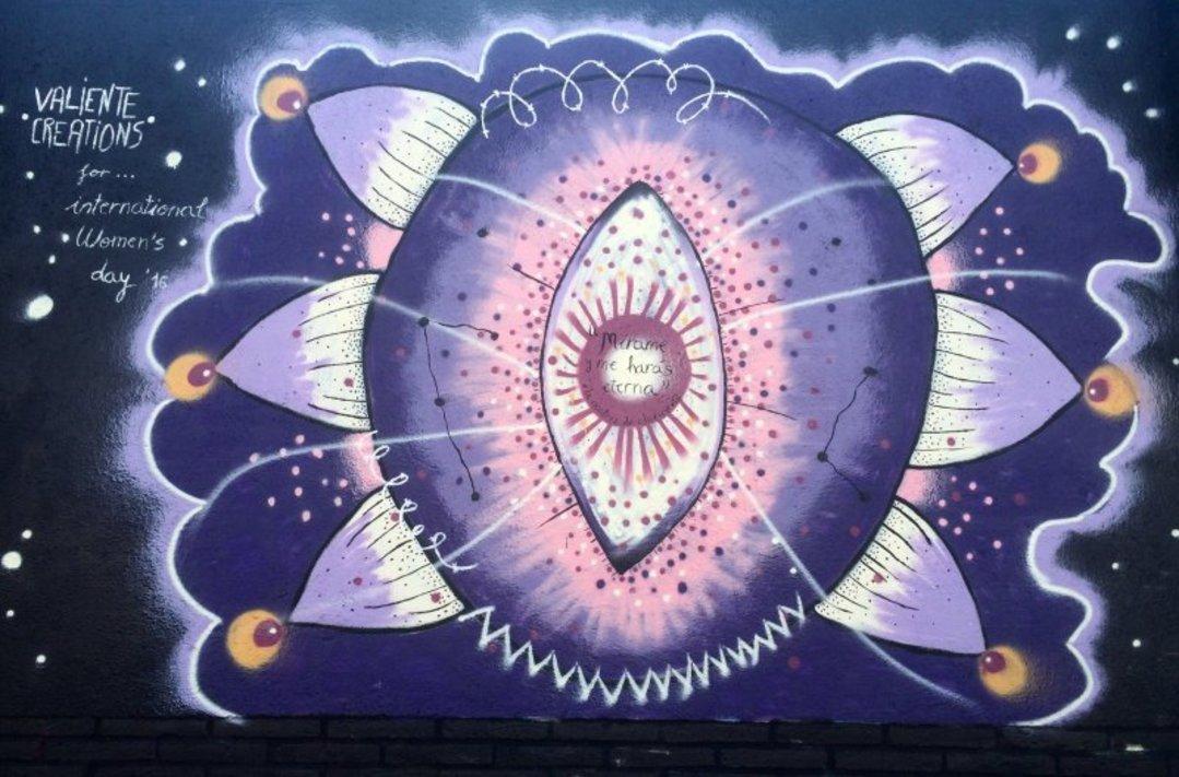 Wallspot - Valiente Creations -  - Barcelona - Selva de Mar - Graffity - Legal Walls - Illustration