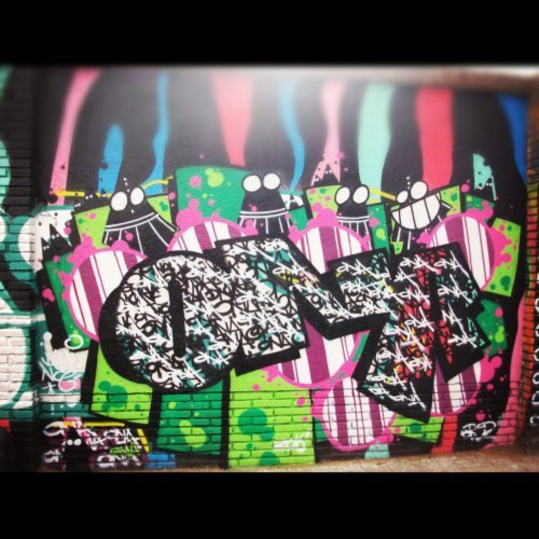 Wallspot - ONA -  - Barcelona - Selva de Mar - Graffity - Legal Walls - , ,