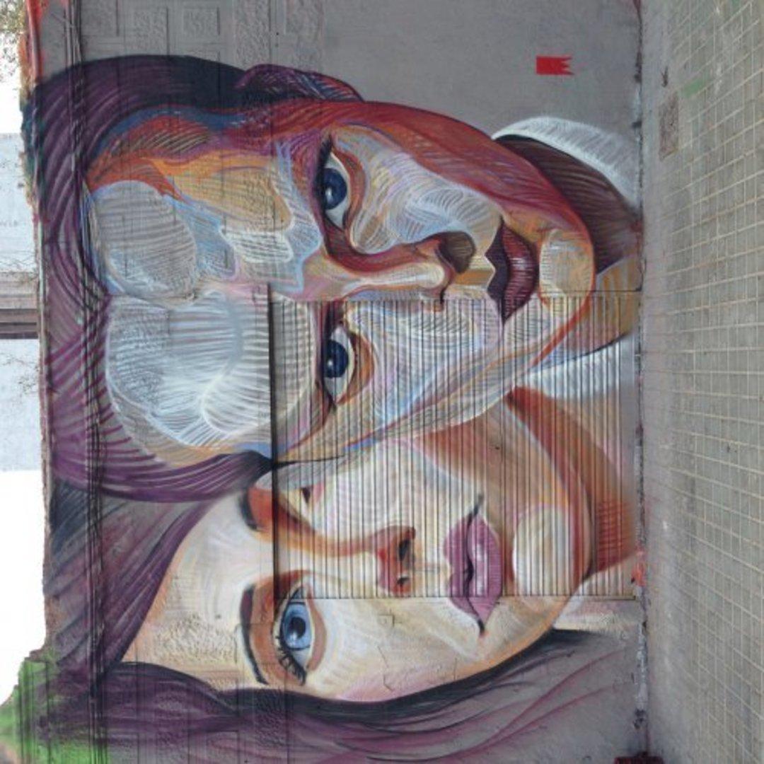 Wallspot - elmanu -  - Barcelona - Western Town - Graffity - Legal Walls -