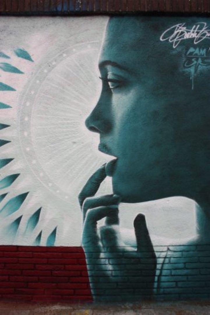 Wallspot - Bublegum -  - Barcelona - Selva de Mar - Graffity - Legal Walls - Il·lustració