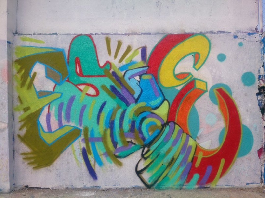 Wallspot - SM 172 -  - Barcelona - Agricultura - Graffity - Legal Walls -
