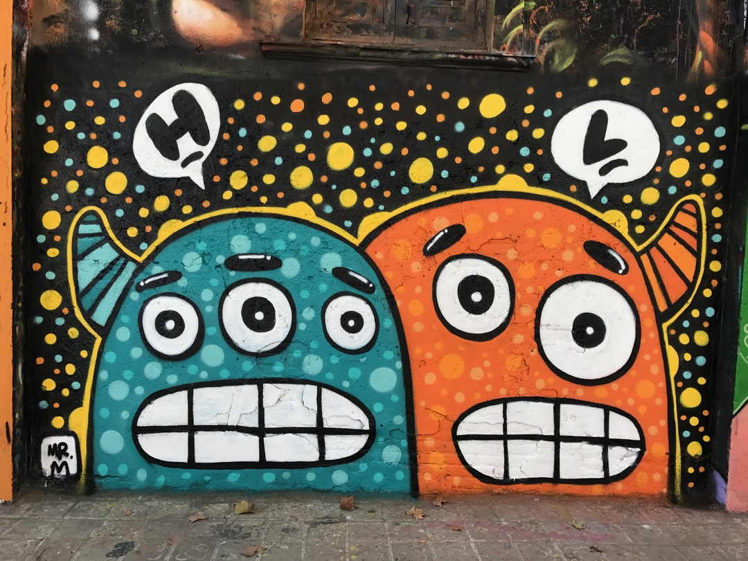 Wallspot - Mr.M - Selva de Mar - Mr.M - Barcelona - Selva de Mar - Graffity - Legal Walls -