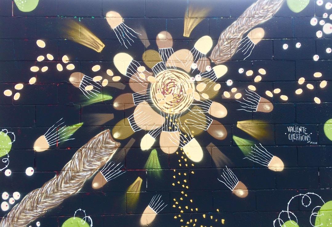 Wallspot - Valiente Creations - Poble Nou - Valiente Creations - Barcelona - Poble Nou - Graffity - Legal Walls - Illustration, Others