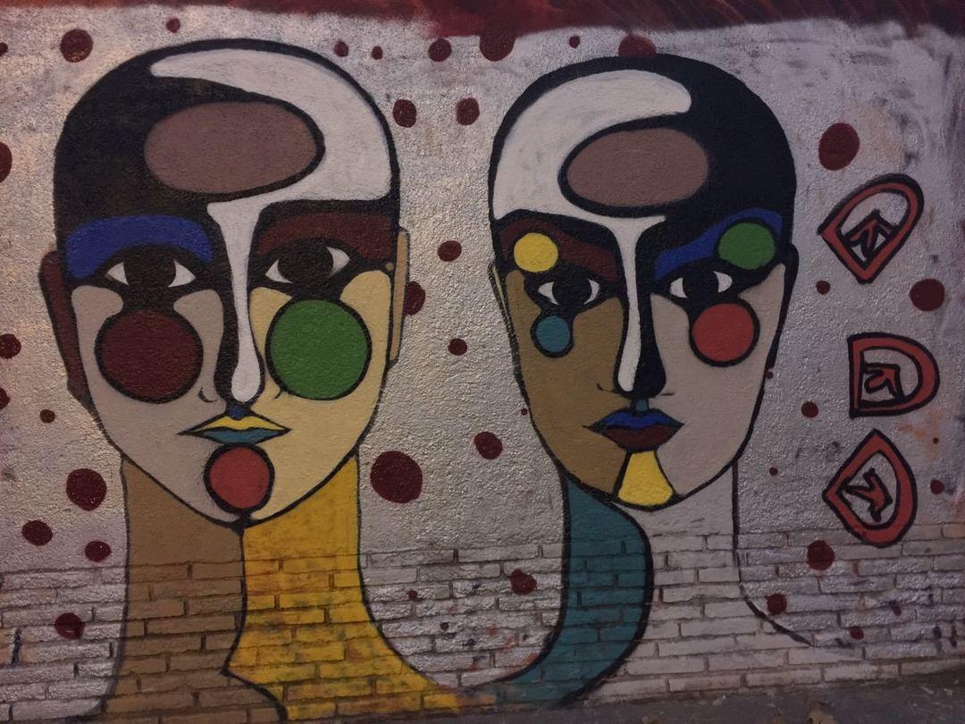 Wallspot - DALA @daliladuartedrd - Selva de Mar - DALA - Barcelona - Selva de Mar - Graffity - Legal Walls - Il·lustració