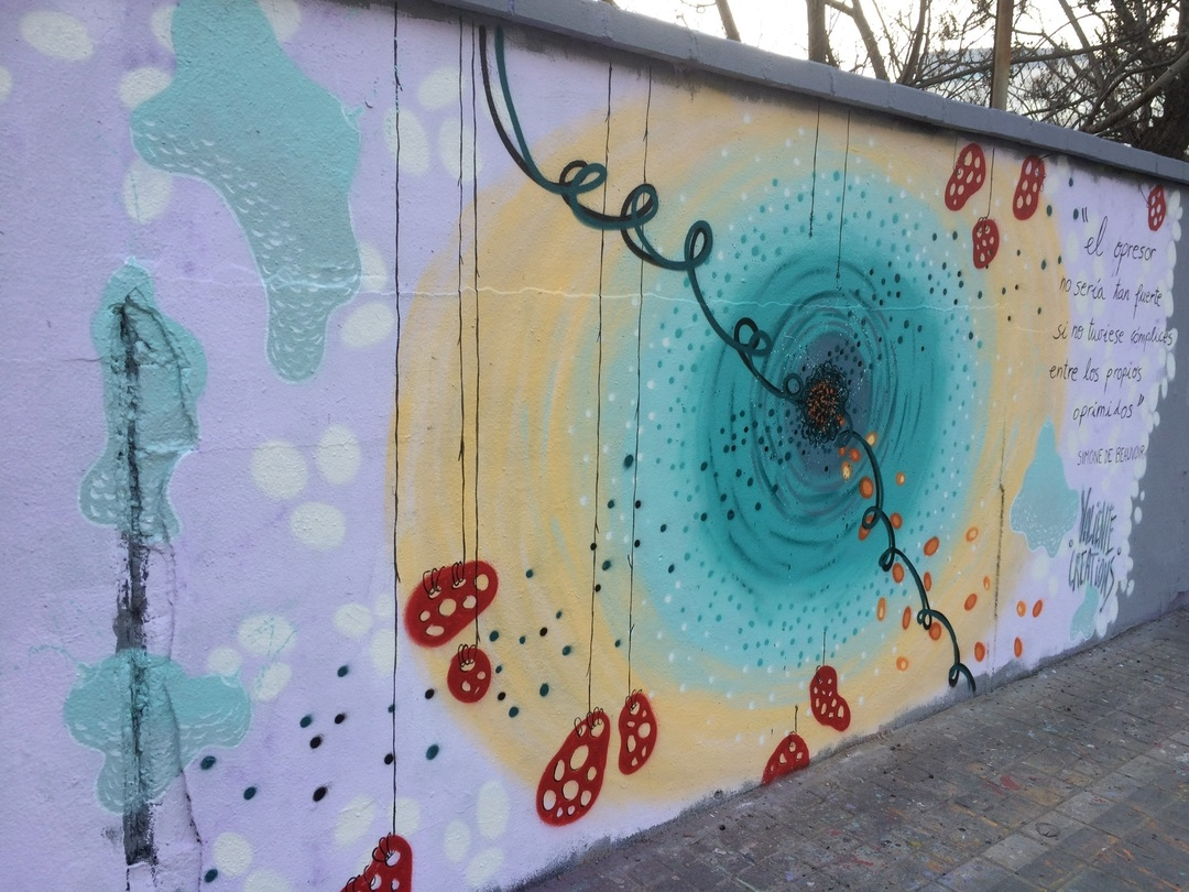 Wallspot - Valiente Creations - Agricultura - Valiente Creations - Barcelona - Agricultura - Graffity - Legal Walls - Illustration, Others
