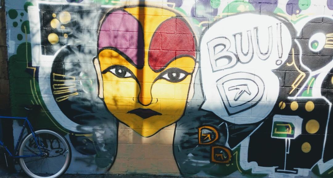 Wallspot - DALA @daliladuartedrd - Poble Nou - DALA - Barcelona - Poble Nou - Graffity - Legal Walls - Il·lustració