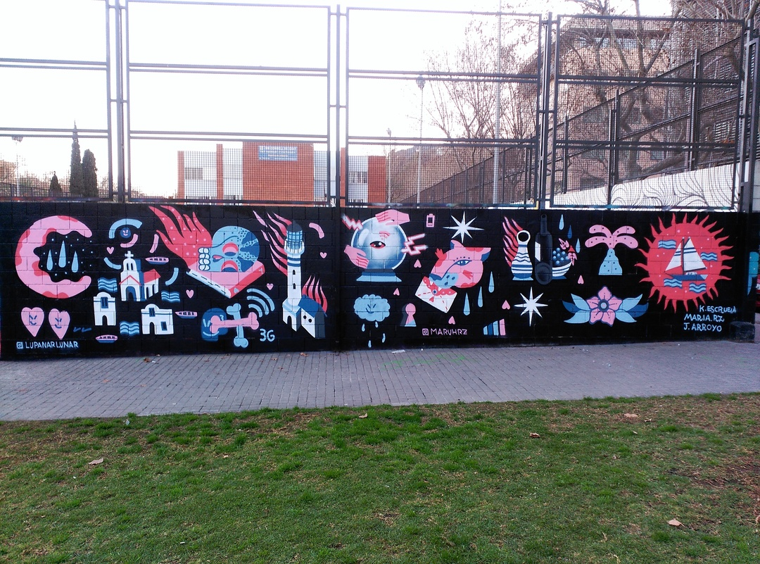 Wallspot - Joelarroyo -  - Barcelona - Drassanes - Graffity - Legal Walls -