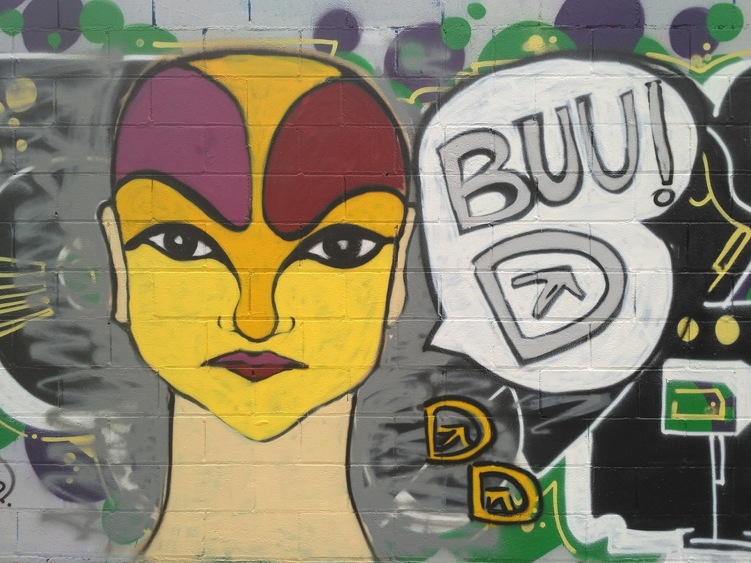 Wallspot - evalop - Dala - Barcelona - Poble Nou - Graffity - Legal Walls -  - Artist - DALA @daliladuartedrd