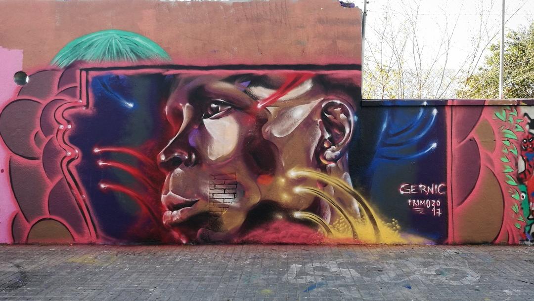 Wallspot - Gernic_Primo -  - Barcelona - Agricultura - Graffity - Legal Walls -