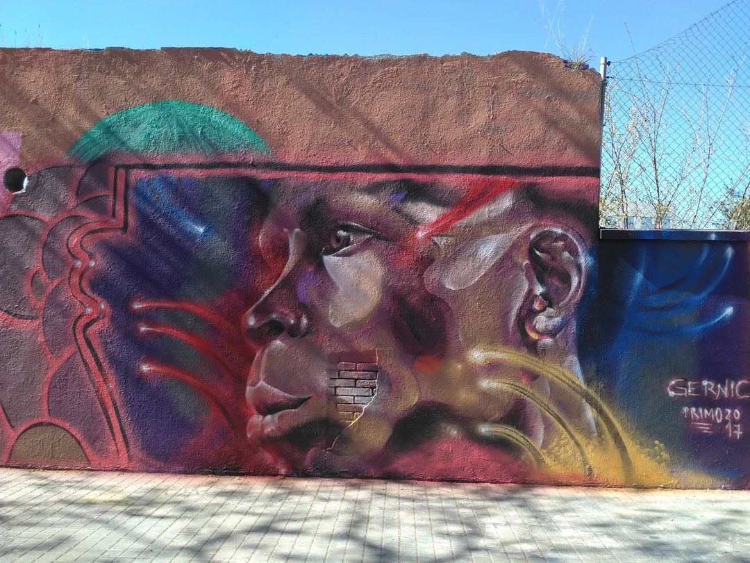 Wallspot - evalop - evalop - Projecte 17/03/2017 - Barcelona - Agricultura - Graffity - Legal Walls - Il·lustració - Artist - Gernic_Primo