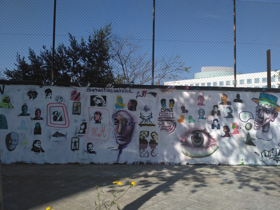 Wallspot - evalop - evalop - Project 07/04/2017 - Barcelona - Agricultura - Graffity - Legal Walls - Illustration - Artist - S.Waknine