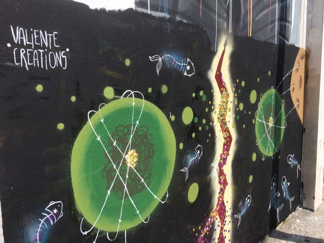 Wallspot - Valiente Creations - Agricultura - Valiente Creations - Barcelona - Agricultura - Graffity - Legal Walls - Illustration, Others