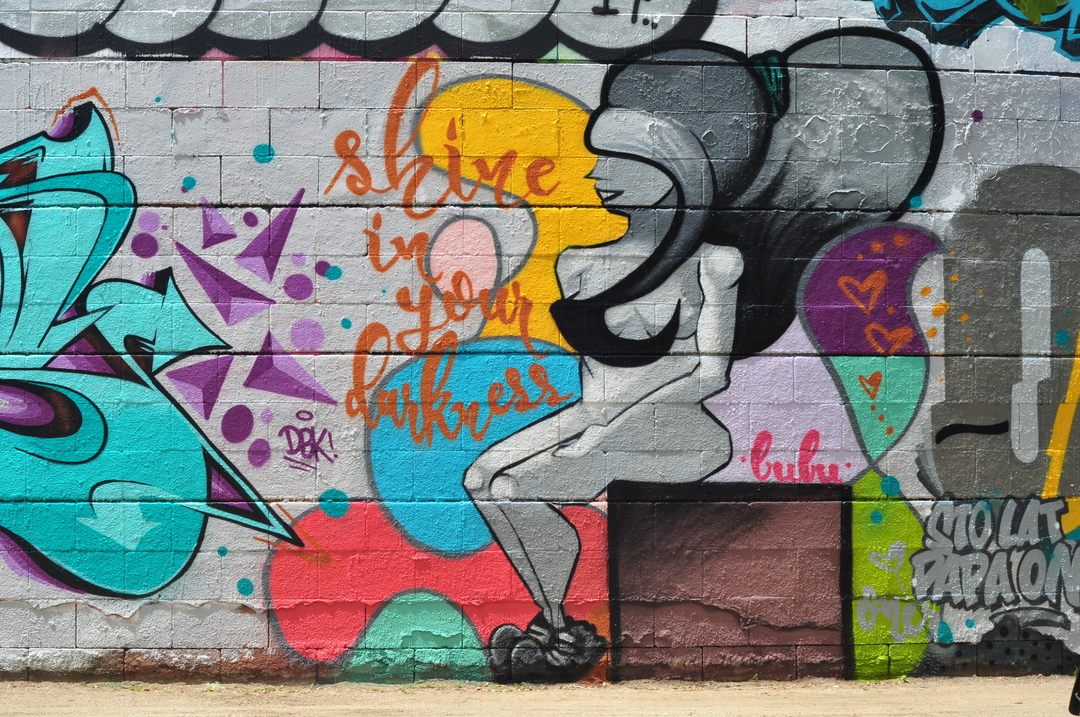 Wallspot - arububu - BuBu at Drassanes - Barcelona - Drassanes - Graffity - Legal Walls - Others