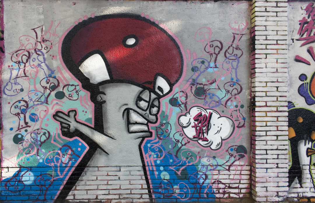 Wallspot - cbs350 - seta - Barcelona - Selva de Mar - Graffity - Legal Walls - Illustration - Artist - setabcn