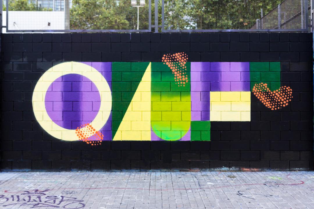Wallspot - JOAN PIÑOL - JOAN PIÑOL - Project 28/07/2017 - Barcelona - Drassanes - Graffity - Legal Walls -  - Artist - PolVatuaLOlla