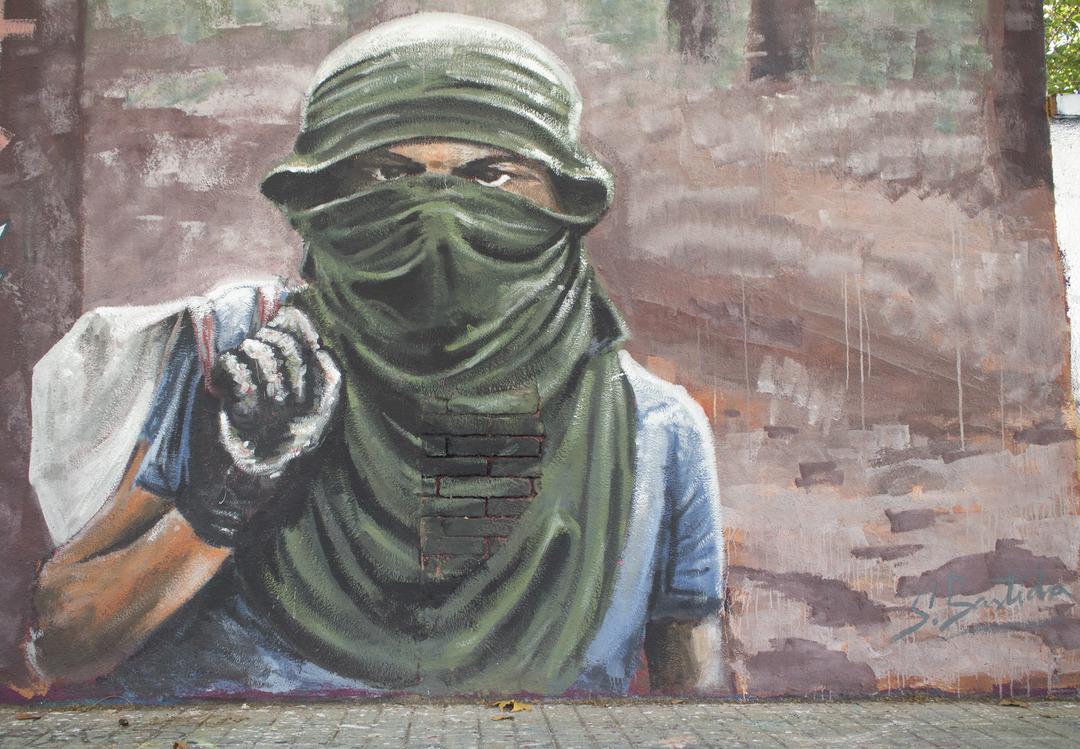 Wallspot - cbs350 - Sergi Bastida - Barcelona - Agricultura - Graffity - Legal Walls - Illustration