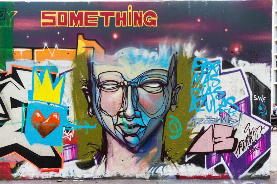 Wallspot - JOAN PIÑOL - JOAN PIÑOL - Project 01/08/2017 - Barcelona - Tres Xemeneies - Graffity - Legal Walls -  - Artist - RIM CHIARADIA