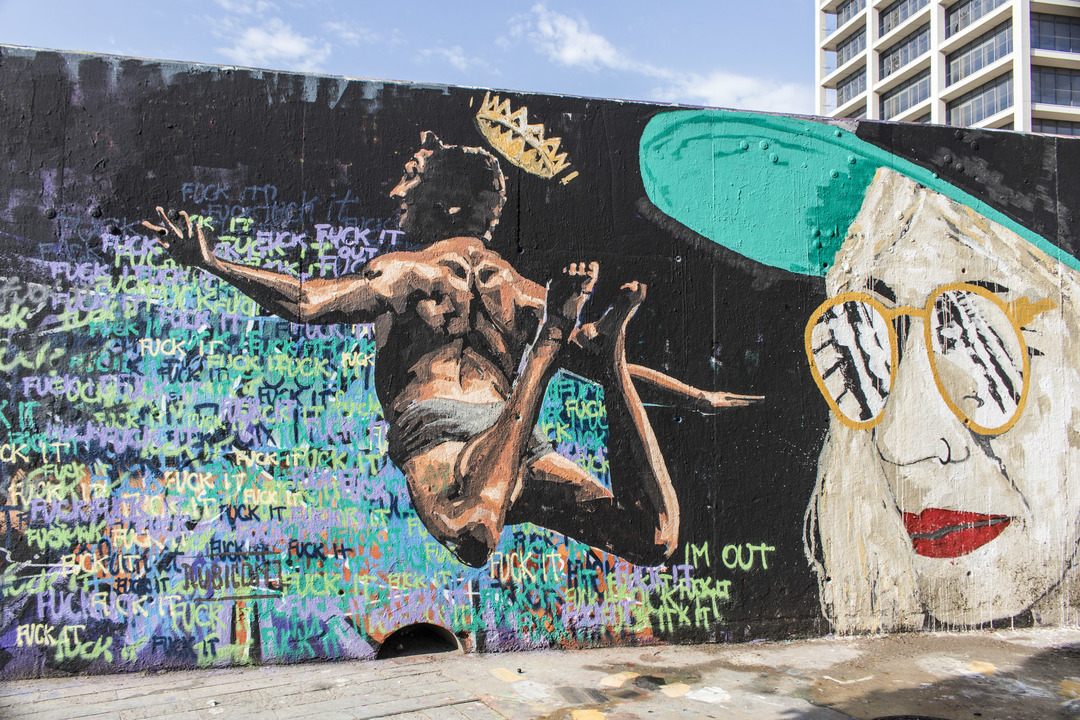 Wallspot - cbs350 - Rubicon1 - Barcelona - Tres Xemeneies - Graffity - Legal Walls - Illustration