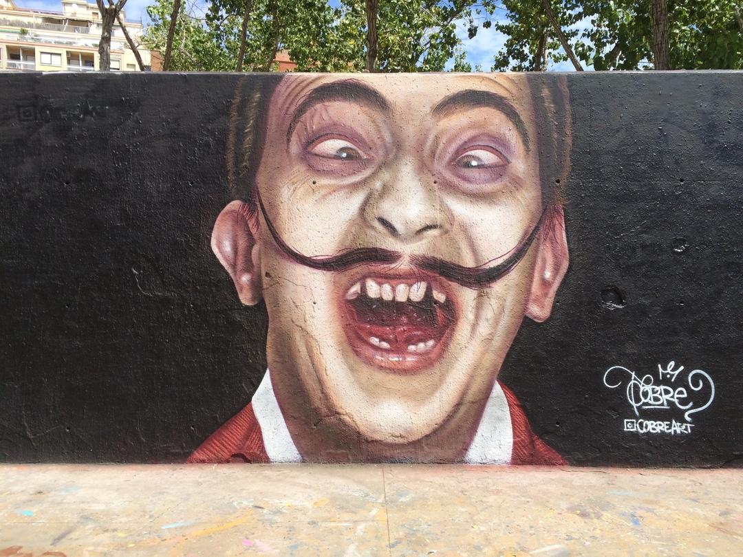 Wallspot - NiñoDeCobre - Tres Xemeneies - Cobre - Barcelona - Tres Xemeneies - Graffity - Legal Walls - Illustration, Others