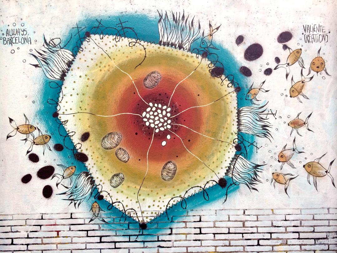 Wallspot - Valiente Creations -  - Barcelona - Selva de Mar - Graffity - Legal Walls -