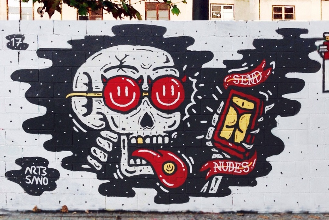 Wallspot - art3sano - Poble Nou - art3sano - Barcelona - Poble Nou - Graffity - Legal Walls - , ,
