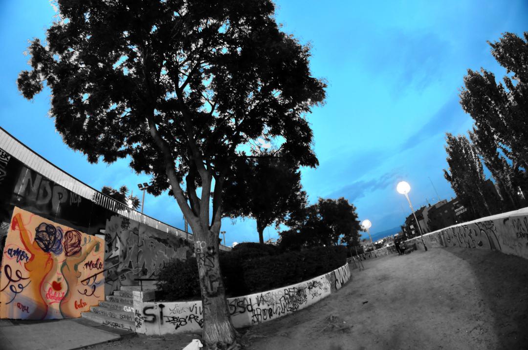 Wallspot - arububu - BuBu at Mas Guinardó - alongside mr. Oner - Barcelona - Mas Guinardó - Graffity - Legal Walls - Others